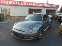 2013 Volkswagen Beetle Turbo PZEV 2dr Coupe 6A w/ Sunroof and Sound (ends 1/13)