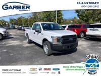 2019 Ford F-150 XL, 100A, Ecoboost, Trailer Hitch