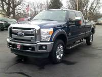 2012 Ford F-350 Super Duty 4x4 Lariat 4dr Crew Cab 8 ft. LB SRW Pickup