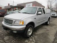 2000 Ford F-150 4dr XLT 4WD Extended Cab LB