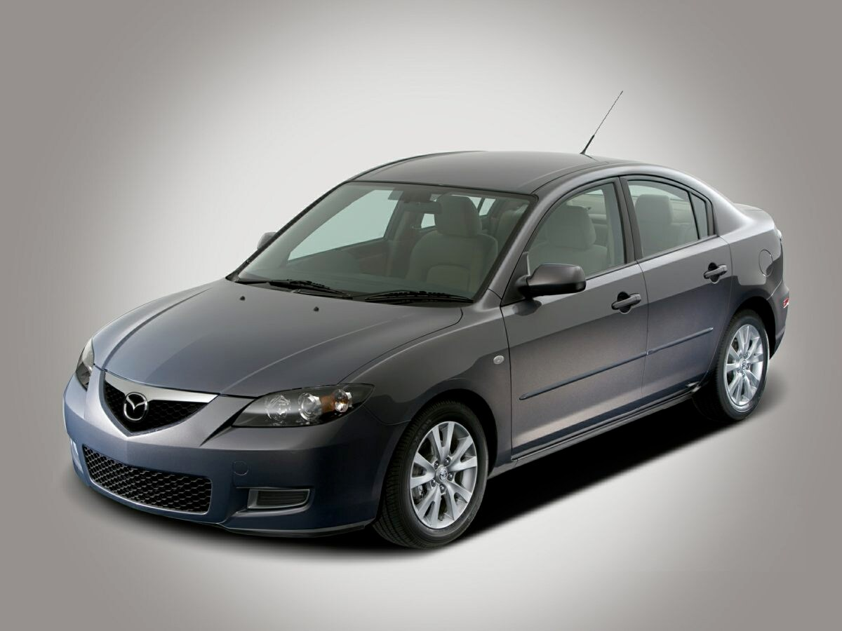 Photo Used 2008 Mazda Mazda3 s in West Palm Beach, FL