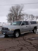 1998 Dodge Ram Pickup 1500 4dr Laramie SLT 4WD Extended Cab LB