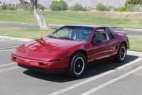 1988 Pontiac Fiero Formula FIVE SPEED