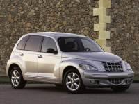 Pre-Owned 2004 Chrysler PT Cruiser 4dr Wgn