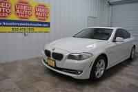 2013 BMW 5 Series AWD 528i xDrive 4dr Sedan