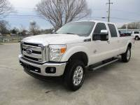 2014 Ford F-350 Super Duty 4x4 Lariat 4dr Crew Cab 8 ft. LB SRW Pickup
