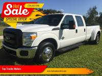 2012 Ford F-350 Super Duty 4x2 XL 4dr Crew Cab 8 ft. LB DRW Pickup