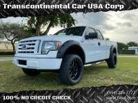 2009 Ford F-150 Extended Cab 4Drs. V8 5.4L