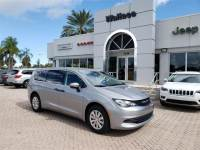 Pre-Owned 2020 Chrysler Voyager L FWD