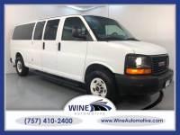2009 GMC Savana Passenger LT 3500 3dr Extended Passenger Van