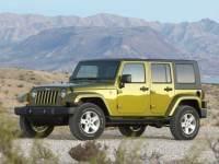 2010 Jeep Wrangler Unlimited Sahara SUV