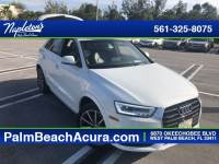 Quality 2018 Audi Q3 West Palm Beach used car sale