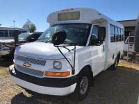 2012 Chevrolet Express Commercial Cutaway 3500 BUS