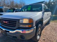 2004 GMC Sierra 1500 4dr Extended Cab 4WD SB
