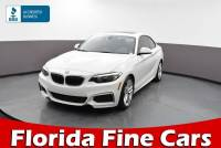 2016 BMW 2 Series 228i 2dr Coupe SULEV