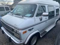 1992 Chevrolet Chevy Van G20 2dr Commercial/Cutaway/Chassis