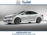Certified 2015 Hyundai Azera Base in West Palm Beach, FL