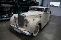 1947 BENTLEY MARK VI 4.25L ALUMINUM FREESTONE & WEBB COACHBUILT SEDAN
