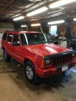 1998 Jeep Cherokee 4dr Classic 4WD SUV