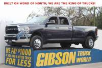 2019 RAM Ram Pickup 3500 Big Horn Crew Cab Dually
