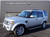 2016 Land Rover LR4 SUV in Parsippany