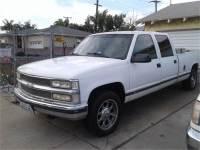 1997 chevy silverado 4dr