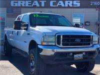 2002 Ford F-350 Super Duty 4dr Crew Cab XL 4WD LB