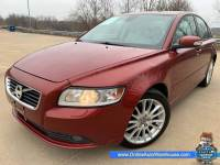 2011 Volvo S40 FULLY LOADED 2.5L SUNROOF LEATHER 167K RED