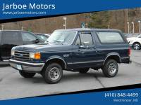 1989 Ford Bronco 2dr XLT 4WD SUV