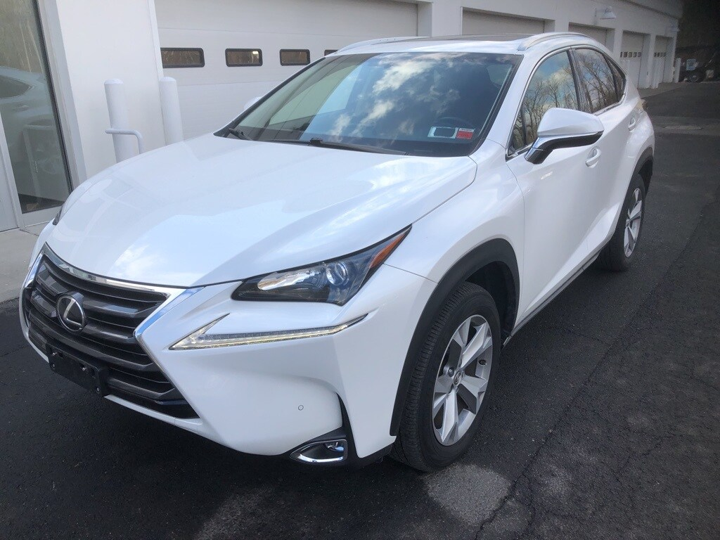 Photo Used 2017 LEXUS NX 200t For Sale in Albany, NY
