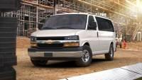 Pre-Owned 2013 Chevrolet Express Passenger LT