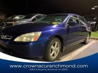 Pre-Owned 2003 Honda Accord 2.4 EX in Richmond VA