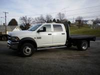 2016 RAM Ram Chassis 5500 4X4 4dr Crew Cab 173.4 in. WB