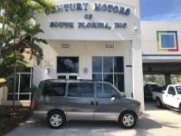 2005 Chevrolet Astro Passenger All Wheel Drive 8 Passenger Seating Rear A/C 1 Owner