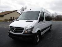 2016 Mercedes-Benz Sprinter Passenger 4x2 2500 3dr 170 in. WB High Roof Passenger Van