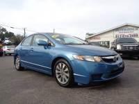 2009 Honda Civic EX 4dr Sedan 5A