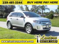 2013 Ford Edge AWD SE 4dr Crossover
