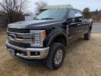 2017 Ford F-350 Super Duty 4x4 King Ranch 4dr Crew Cab 8 ft. LB SRW Pickup