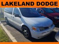 Pre-Owned 2001 Oldsmobile Silhouette GLS
