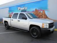 2011 Chevrolet Silverado 1500 4x2 Work Truck 4dr Crew Cab 5.8 ft. SB