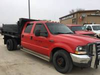 2002 Ford F-350 Super Duty 4X2 4dr Crew Cab 176.2 in. WB