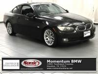 Pre-Owned 2009 BMW 328i Coupe in Houston, TX
