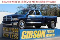 2005 Dodge Ram Pickup 3500 Lariat Crew Cab Dually