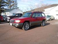 1998 Subaru Forester AWD S 4dr Wagon