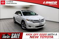 Certified Used 2015 Toyota Venza V6 FWD XLE in El Monte