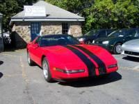 1993 Chevrolet Corvette 2dr Hatchback