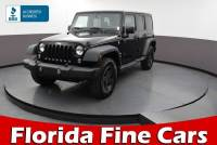 2016 Jeep Wrangler Unlimited Unlimited Sport