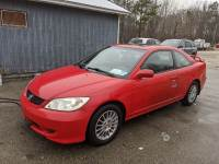 2005 Honda Civic EX Special Edition 2dr Coupe