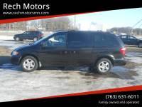 2007 Dodge Grand Caravan SXT 4dr Extended Mini-Van w/ Supplemental Side Curtain Airbags