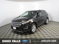Certified Pre-Owned 2017 Ford Edge SEL SUV for Sale in Sioux Falls near Vermillion
